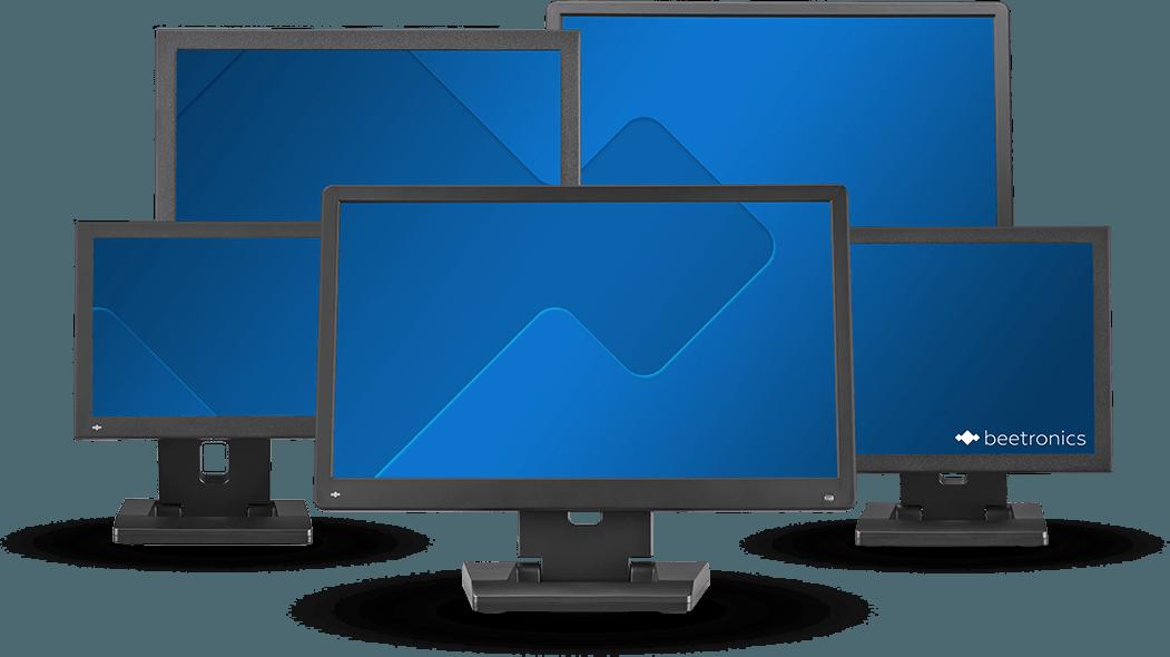 Expert in kleine monitoren