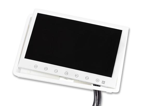 7 inch scherm wit