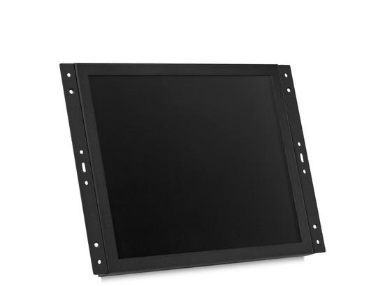 12 inch monitor metaal (4:3) mit Montagewinkel