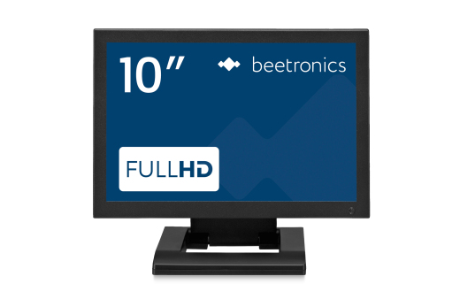 10 inch monitor metaal
