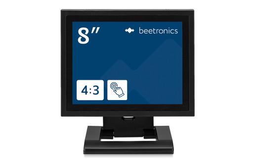 8 inch touchscreen metaal (4:3)